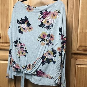 Maurices boat neck shirt